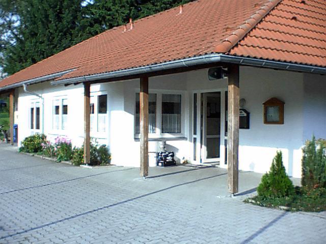 Sportheim SV Mannsflur
